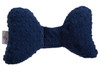 Navy Minky Carseat Pillow
