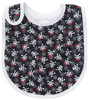 Crossbones Bib Stylish