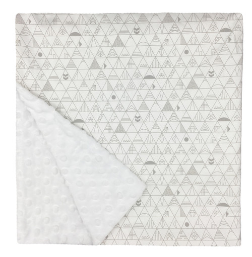 "Tribal Large Blanket (27"" x 29"")"