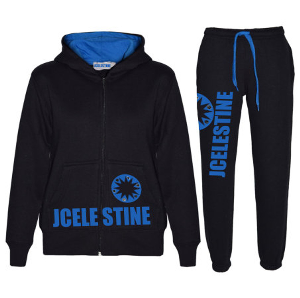 JCelestine kids Jogging suit