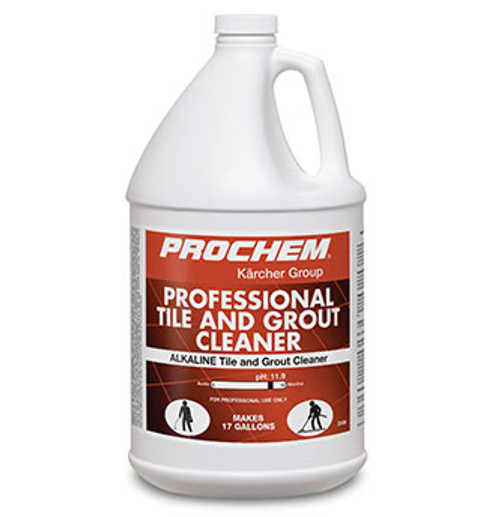 Prochem Professional Alkaline Tile and Grout Cleaner  - pH 11.9