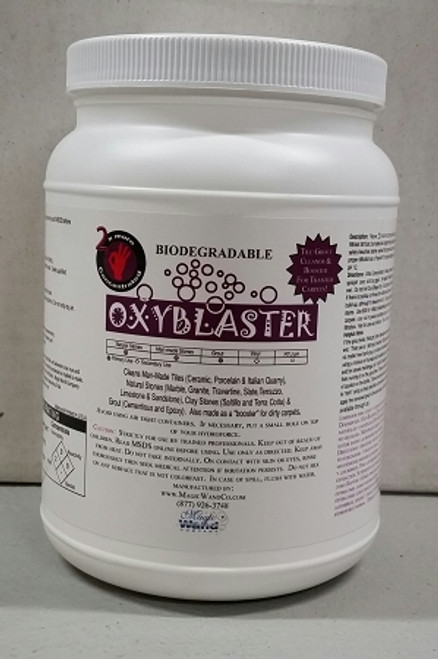 Magic Wand OxyBlaster 2x Concentrate Powder