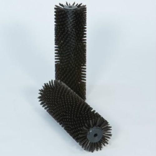 "CleanScrub TM4 15"" CRB Brown Stiff Brush Set"