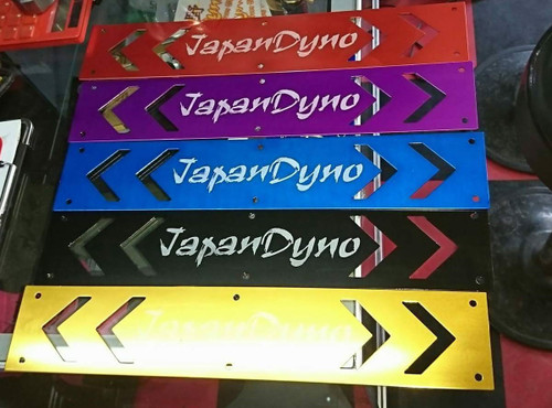 Limited Edition Japan Dyno S13 Coilpack Covers