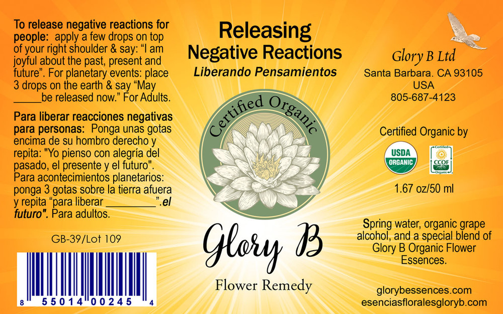 RELEASING NEGATIVE REACTIONS ...shake off nagging  thoughts & welcome neutrality
