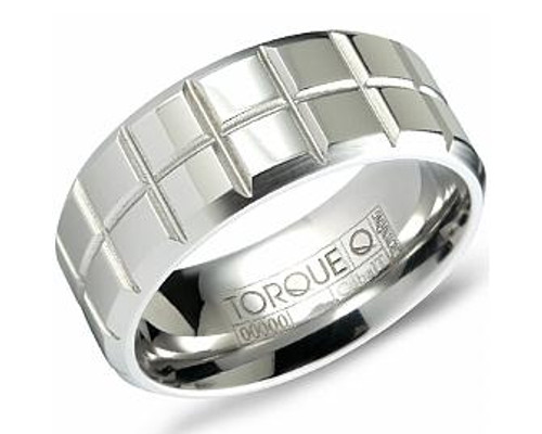 CB-2111 Torque Cobalt Wedding Ring