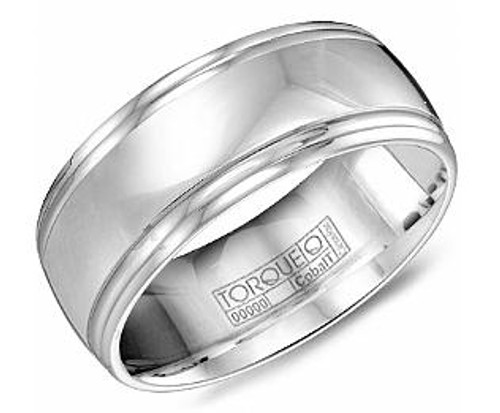 CB-2119 Torque Cobalt Wedding Ring