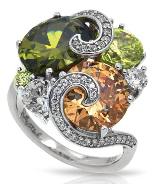 Andromeda Fall Colors Ring