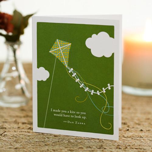 """Encouragement - """"I made you a kite..."""""""