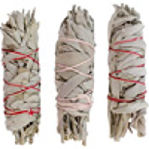 Sage Smudge Bundle- Medium