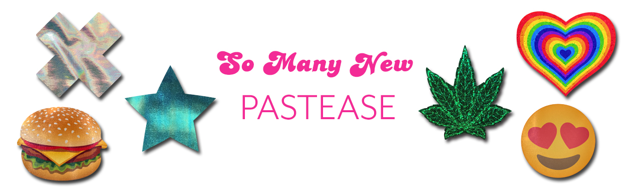 New Pastease Nipple Pasties