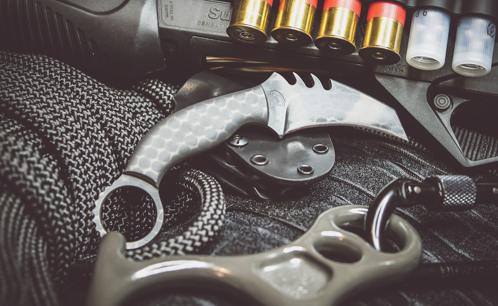 Limited Edition T.U.S.K. Urban Sniper Camo