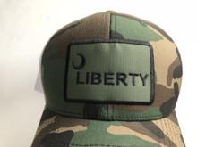 Liberty Camo Trucker