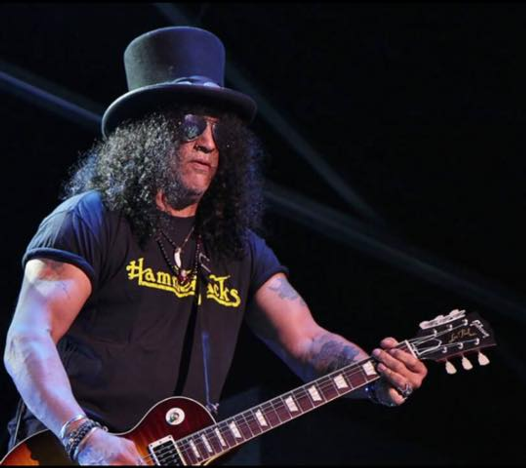 Yeah...the one that Slash wore!