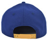 Yth Royal Gold 950 - HeadwearAdjustableSnapbackYouth - Salt Lake Bees -  - Royal - Vendor Name
