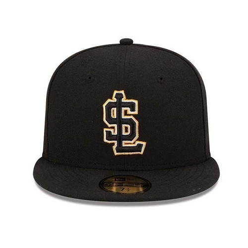 AC Road 5950  - HeadwearFittedMens - Salt Lake Bees - - Black - New Era