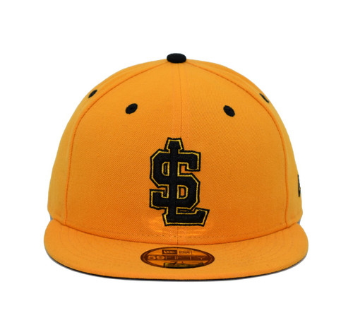 Alt Color 5950  - HeadwearFittedMens - Salt Lake Bees - - Yellow - New Era