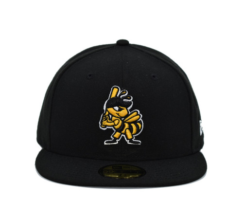 AC Home 5950  - HeadwearFittedMens - Salt Lake Bees - - Black - New Era