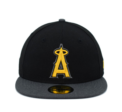 2T Camo 5950  - HeadwearFittedMens - Los Angeles Angels - - Camo - New Era