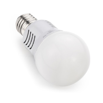 CMVision 4 Watt E26 LED Light Bulb 270 Degree Wide Angle Pure White 5000K