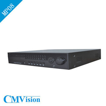CMVision CM-NVST-MP08  Network Video Recorder - 8Ch NVR System