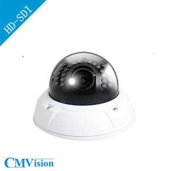 CM- HD-SDI Dome 2 Megapixels  -1920x1080  Dual voltage DC12V/AC24V HD-SDI  Camera