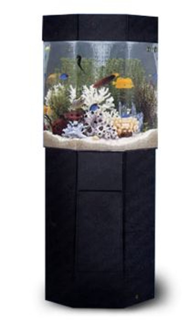 P-5 Pentaview Pentagon AquaCustom Aquarium