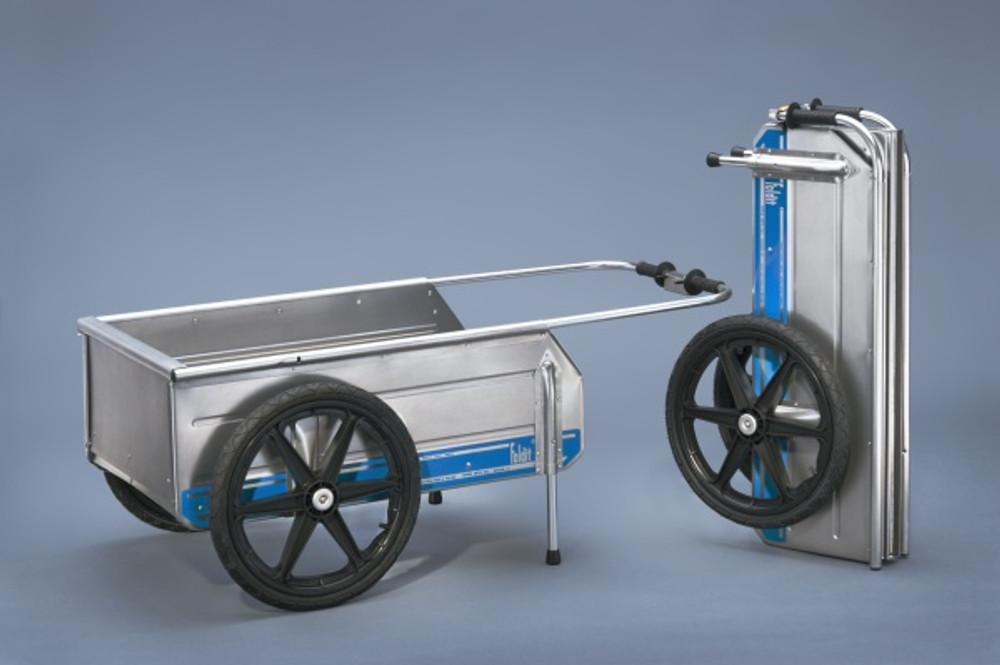 Blue Foldit Cart