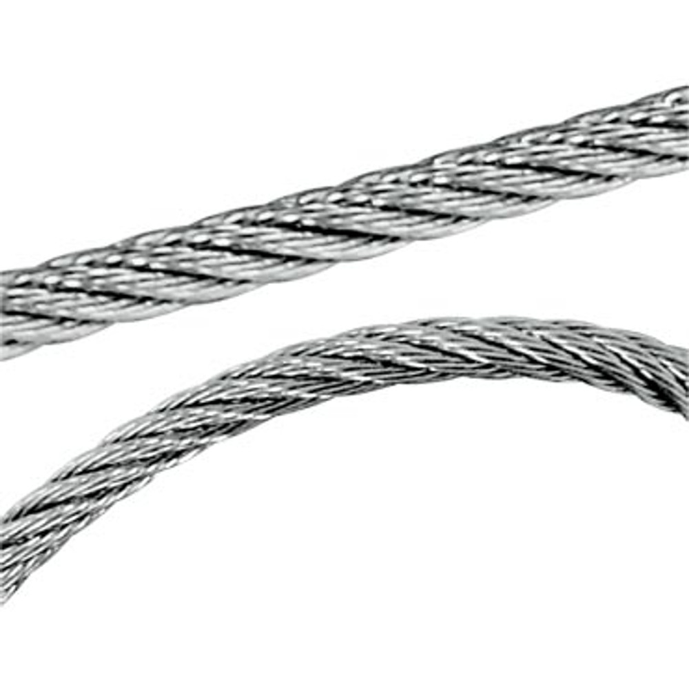 Ronstan 1x19 Wire Rope 316 Stainless Steel, 305m (WR6119-1.5M to WR6119-16M)