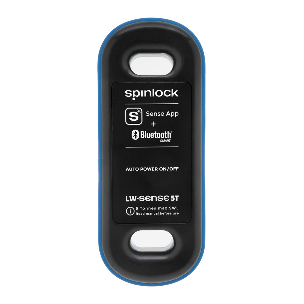 Spinlock Wireless Sense with Bluetooth connection only, 5T maximum mobile load cell (No Display)