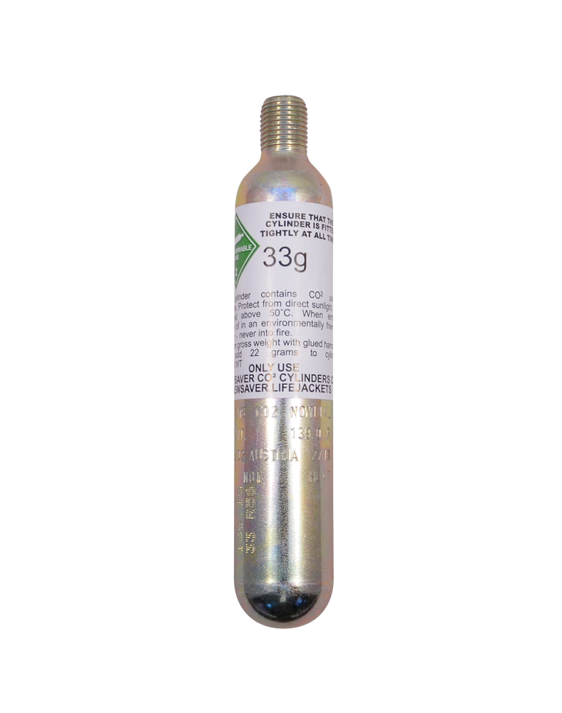 33g cylinder