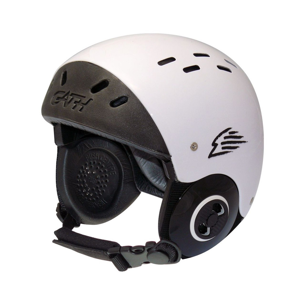 Gath SFC Surf Convertible Helmet - White Gloss