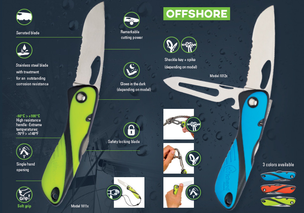 Offshore Knives