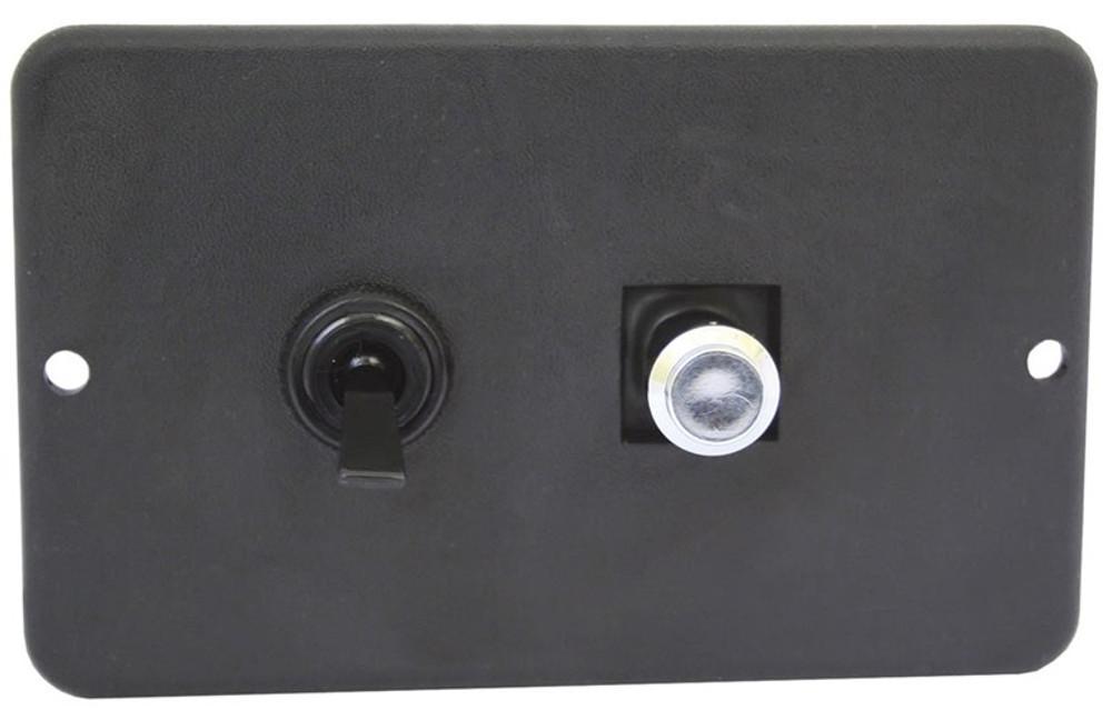 J65-130 Jabsco 60030-0000: Control Panel 135SL 12v