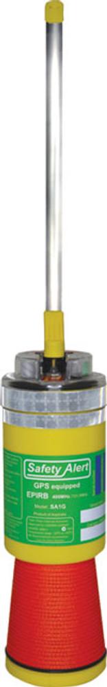 KTI SA1G Safety Alert EPIRB with GPS
