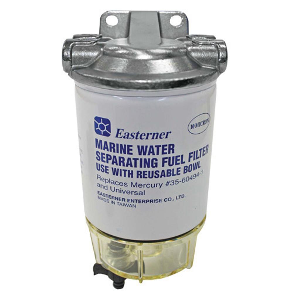 Fuel Filter Kit Stainless Steel Head (RWB5343)