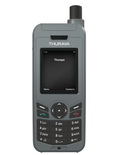 Thuraya XT-LITE + 2m/5m vehicle kit + RAM mount + Earphone