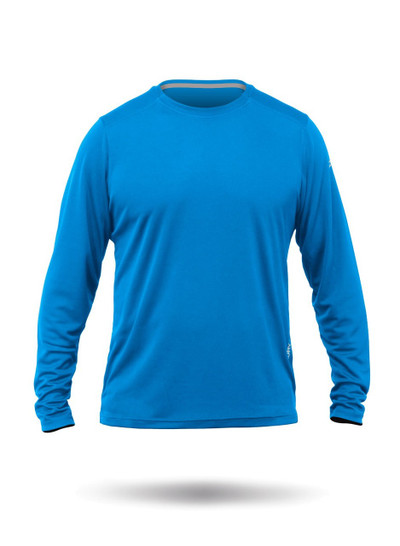 Zhik Zhikdry LT Long Sleeve Top - Cyan