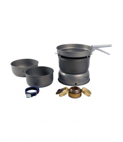 Trangia 25-1 Hard Anodised Stove & Cookware Set