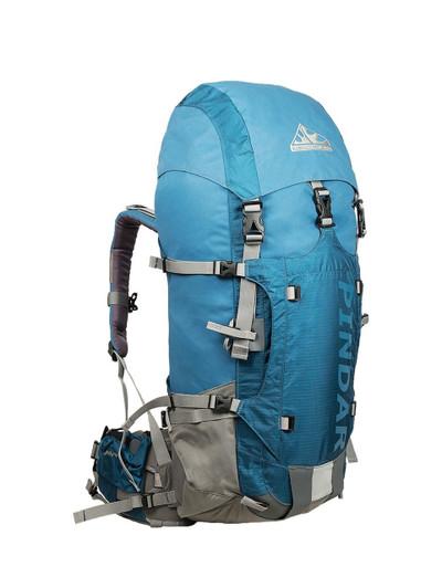 Wilderness Equipment Pindar 60 Backpack - Ocean/Grey