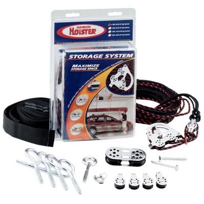 Harken 4 Point Hoister System - 145 lb (66kg) Max Load 16'