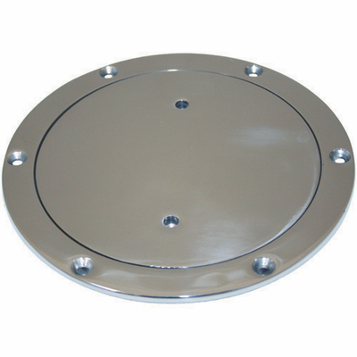 RWB Deck Plate Cast 316 Stainless Steel with Key 150mm