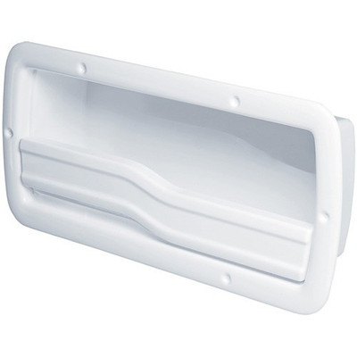 RWB Recessed Side Mount Container - Left Hand Side