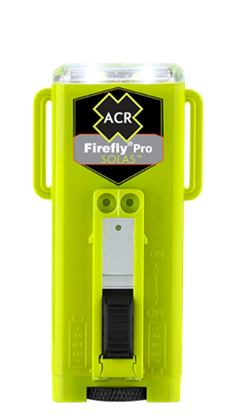 ACR Firefly PRO SOLAS Emergency Distress Strobe Light