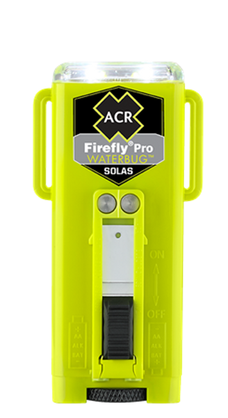 ACR Firefly PRO Waterbug Emergency Distress Strobe Light