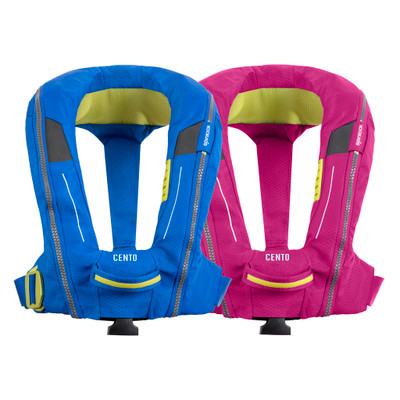 Spinlock Deckvest Cento Junior PFD Life Jacket with Harness