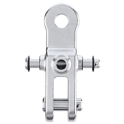 Harken Unit 1 Eye/Jaw Reversible Toggle Assembly with 1/2 inch clevis pin