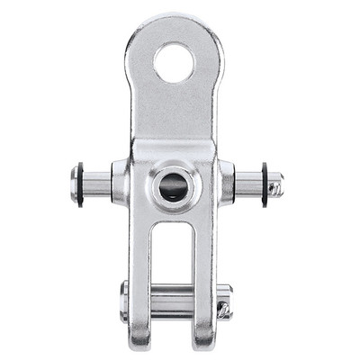 Harken Unit 2 Eye/Jaw Reversible Toggle Assembly with 5/8 inch clevis pin