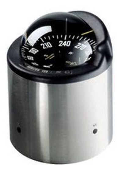 Plastimo Binnacle for Olympic 135 - Polished Stainless Steel