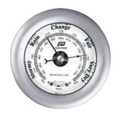 "Plastimo 4"" Barometer Sealed"